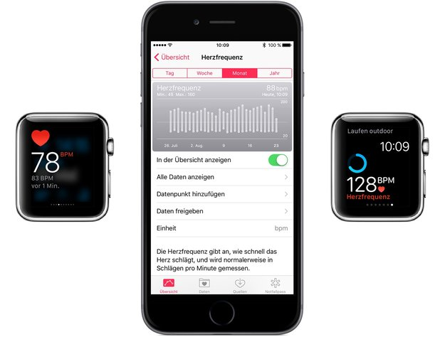 Apple Watch als Pulsmesser – so funktioniert's