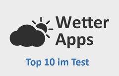 Wetter-Apps für Android:...