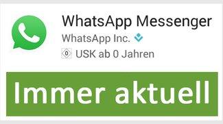 WhatsApp: Automatisch neueste Beta-Version installieren – So geht's