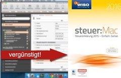 WISO steuer:Mac 2016 über 15...