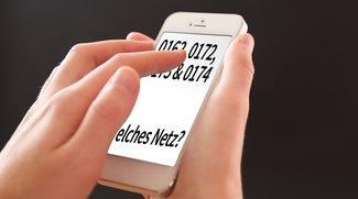 Vorwahlen: 0162, 0172, 0173 & 0174 – dieses Netz nutzen sie