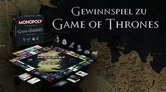 Gewinnt limitierte Game of Thrones-Editionen von Monopoly & Risiko