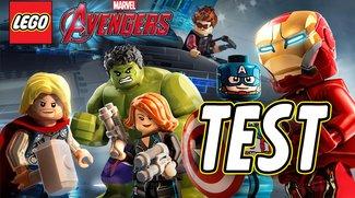 LEGO Marvel Avengers Test: Rage of Ultron