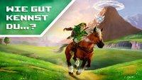Wie gut kennst du The Legend of Zelda? (Quiz)