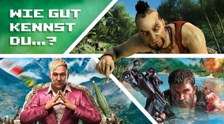 Wie gut kennst du Far Cry? (Quiz)