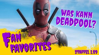 Was kann Deadpool? Und: Bricht Captain America 3 die Superhelden-Müdigkeit? Fan Favorites - Staffel1.09