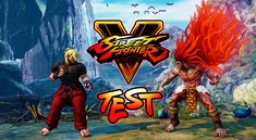 Street Fighter 5 im Test: Kämpfe für Anfänger und Profis?