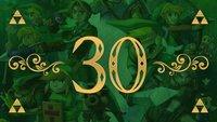 30 Jahre Zelda: Zurück in die Vergangenheit mit unseren Videos, Fundstücken und Artikeln zum Spieleklassiker
