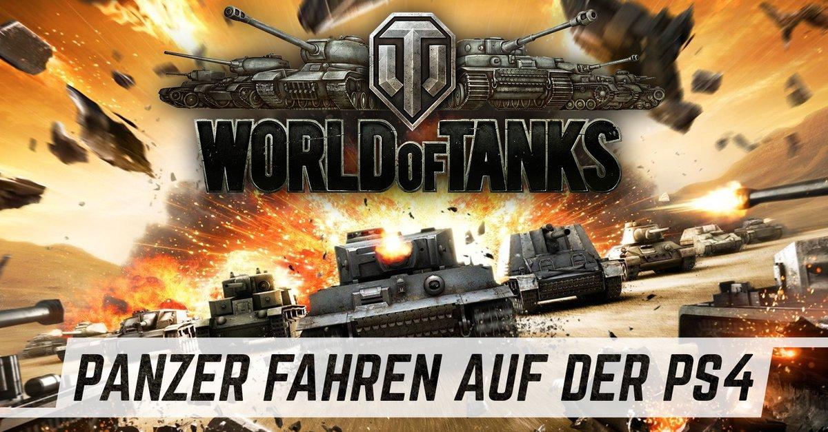 willkommen rekrut world of tanks f r die ps4 im test giga. Black Bedroom Furniture Sets. Home Design Ideas