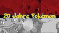20 Jahre Pokémon: Wir entführen euch auf einen Retro-Trip mit unseren Videos und Fundstücken