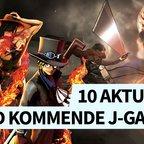 10 aktuelle und kommende japanische Spiele, die ihr euch unbedingt ansehen solltet