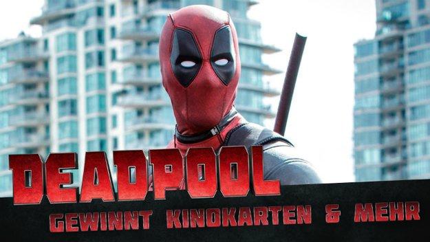 Gewinnt Kinotickets zu Deadpool & vieles mehr