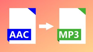 AAC in MP3 umwandeln: Kostenlos AAC-Audiodateien konvertieren