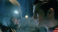 Superman alias Henry Cavill frustriert: Alle Kinder lieben Batman! (Video)