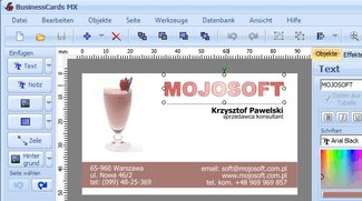 BusinessCards MX Download
