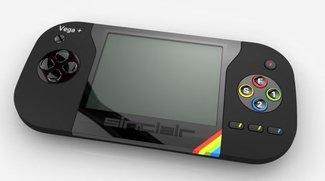 Nostalgie pur: Mobile Spielkonsole im Stile 80er Jahre Heimcomputer