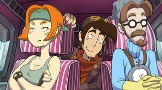 Deponia Doomsday: Neuer Teil der Adventure-Reihe angekündigt