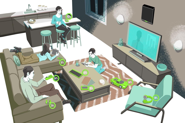 kabelloses laden energous als m glicher partner f r zuk nftige iphones. Black Bedroom Furniture Sets. Home Design Ideas