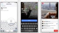 Facebook-Live: Videos streamen und teilen - So geht's