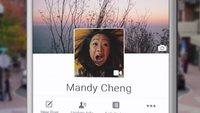 Facebook: Profilvideo in Android und iOS erstellen und hochladen- So geht's