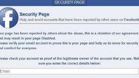 Facebook Recovery: Vorsicht vor gefährlichem Datenklau!