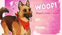 Valentinstag mit Fallout 4: Bekenne deine Liebe mit diesen tollen Postkarten