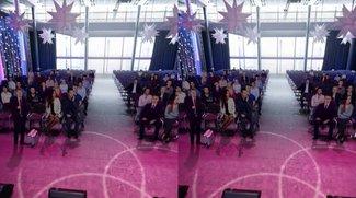 Public Speaking for Cardboard: Mithilfe von VR-App das Sprechen vor Publikum üben