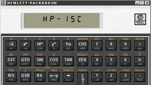 HP-15C Emulator Download