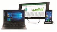 Elite x3: Microsoft wirbt für HPs High-End-Business-Smartphone