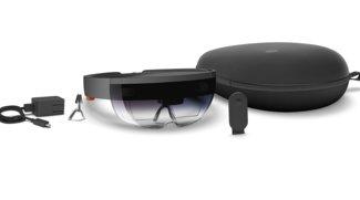 Microsoft HoloLens: Jeder kann die Augmented-Reality-Brille nun für 3.000 Dollar kaufen