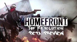 Homefront - The Revolution: Alle Eindrücke aus der Beta