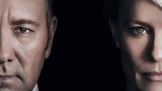 House of Cards: Im neuen Trailer zu Staffel 4 fliegen die Fetzen zwischen Frank & Claire