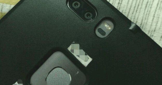 Huawei P9: Erste Fotos bestätigen Dual-Kamera und mehr
