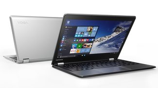 Lenovo Yoga 710, Yoga 510 & Ideapad Miix 310 mit Windows 10 vorgestellt