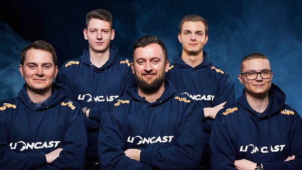 Counter-Strike GO: Lioncast formiert neues deutsches Top-Team