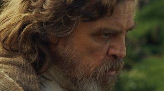 Seht hier das erste Video von Luke Skywalker in Star Wars 8!