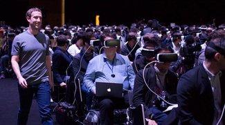 Wie Mark Zuckerberg einmal die Kontrolle über das Samsung-Event übernahm [Video]