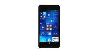 Lumia 650 XL: Größenvergleich mit dem Lumia 1520 & technische Daten auf neuen Fotos