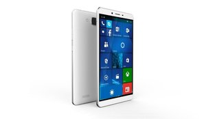 Madosma Q601: 6 Zoll Windows 10 Mobile-Smartphone mit Snapdragon 617