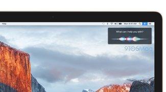 """OS X 10.12 """"Fuji"""": Im Herbst mit Siri-Integration"""
