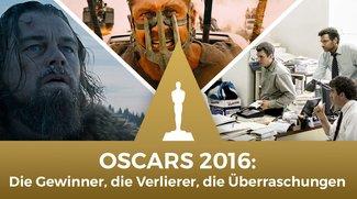 Überraschende Oscar-Nacht: Mad Max räumt ab, Spotlight triumphiert, Leo ist happy und was ist nochmal dieses Star Wars?