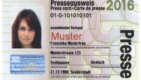 Presseausweis beantragen: Journalistenverbände und Presseausweis-Kosten