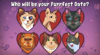 Purrfect Date: Der Katzen-Dating-Simulator braucht eure Stimme!