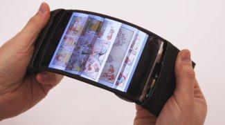 ReFlex: Ein biegbares Smartphone will die Bedienung revolutionieren