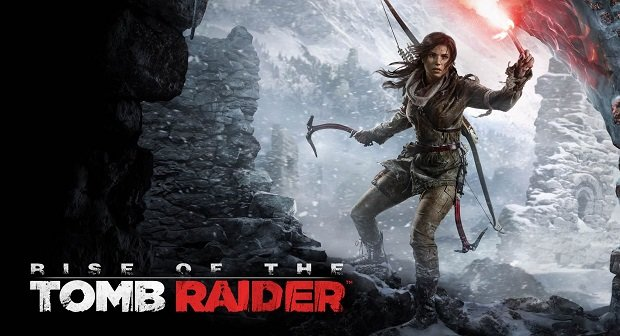 Rise Of The Tomb Raider Stürzt Ab
