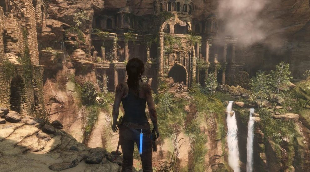 Rise of the Tomb Raider Max Settings