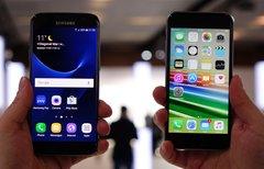 Samsung erobert Spitze des...