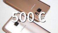 Samsung Galaxy S7: So schnell könnte der Preis sinken [Infografik]
