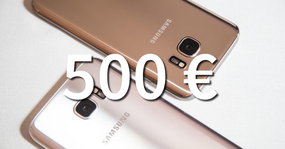 Samsung Galaxy S7 So Schnell Könnte Der Preis Sinken Giga
