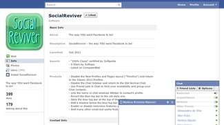 SocialReviver Download